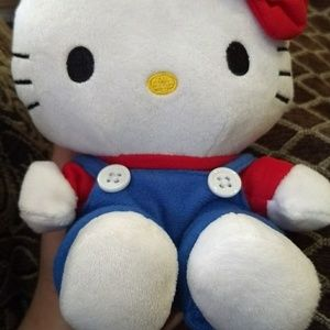 Accessories - Hello Kitty stuff animal iphone 4 holder